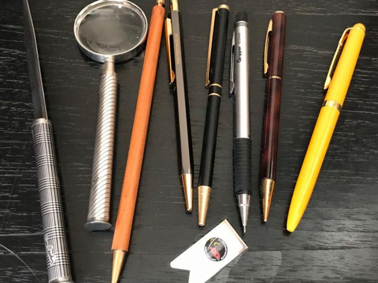 発掘お宝ボールペン