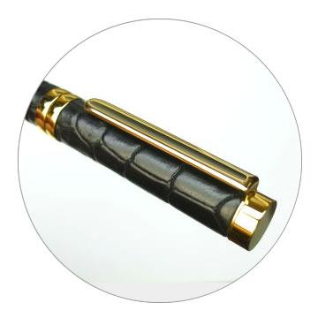 クロコボールペンの特徴1