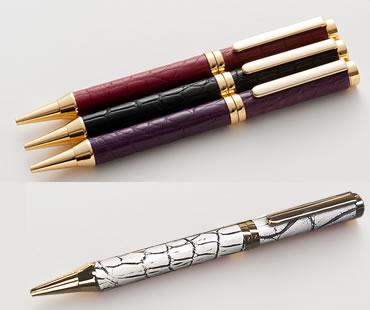 クロコボールペン