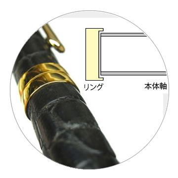 クロコボールペンの特徴3