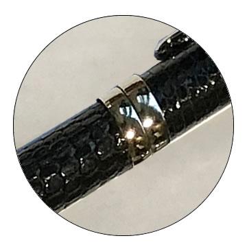 本革巻きケーファーの特徴2