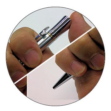 ドロップ式ボールペンの特徴1