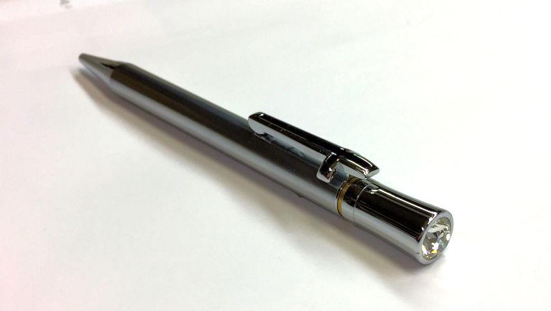 ドロップ式ボールペン