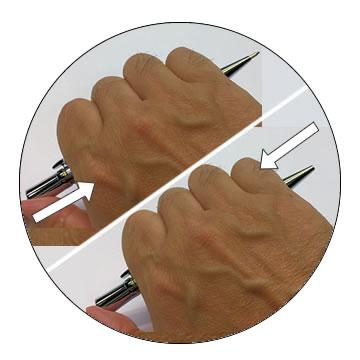 ドロップ式ボールペンの特徴6