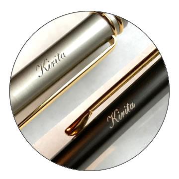 F型ボールペンの特徴2
