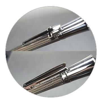 ケーファーエンジンタンボールペンの特徴1