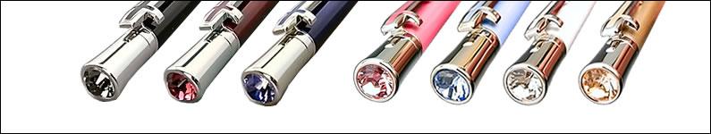 スワロフスキ製ボールペン 利用シーン