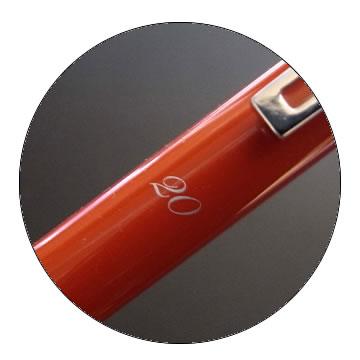 ケーファー成人の日ボールペンの特徴1