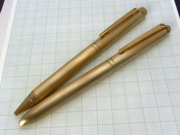 削り出し無垢ボールペン