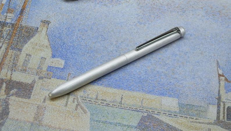銀無垢スリムボールペン