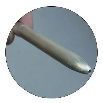 銀無垢スリムボールペンの特徴2