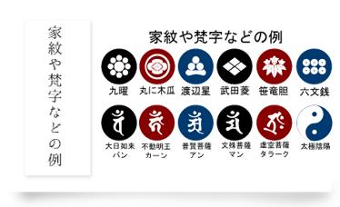家紋/梵字