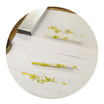 輪島漆蒔絵ボールペンの特徴4