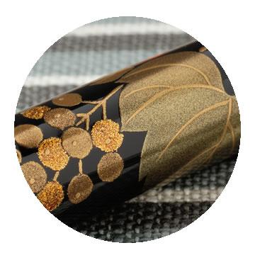 輪島漆蒔絵ボールペンの特徴6